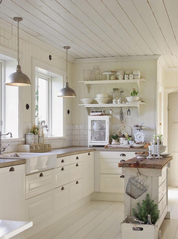 30 French Country Kitchen Design Ideas Farmhouse Kitchen Design