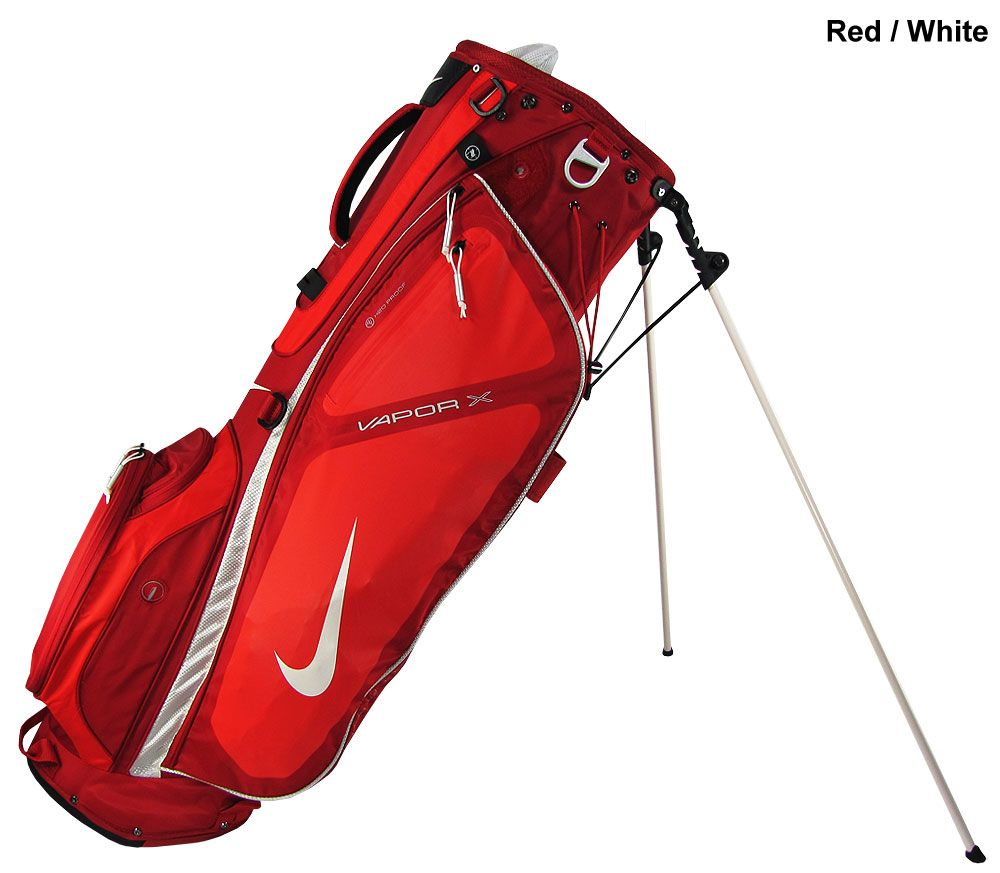 Nike Golf Vapor X Stand Bag Golfbag L Rock Bottom Rockbottolf