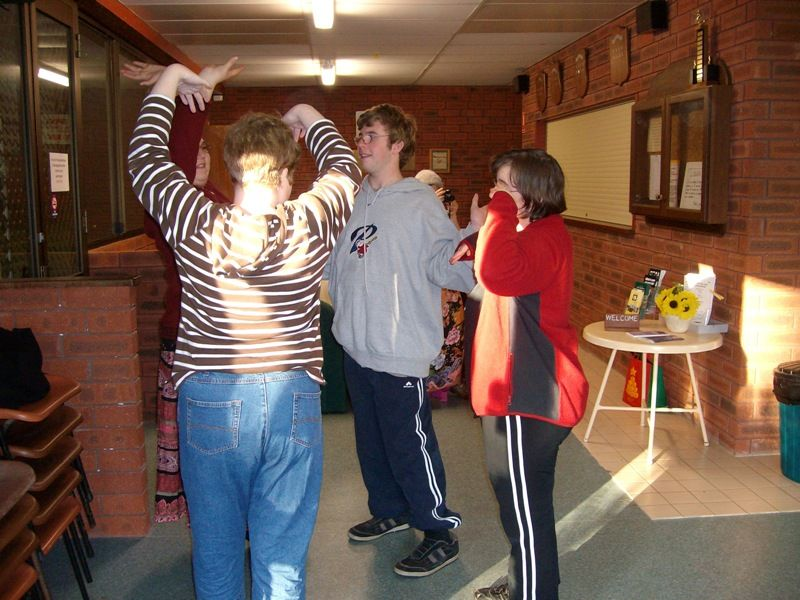 Theatre Arts. A way to enhance the lives of special needs