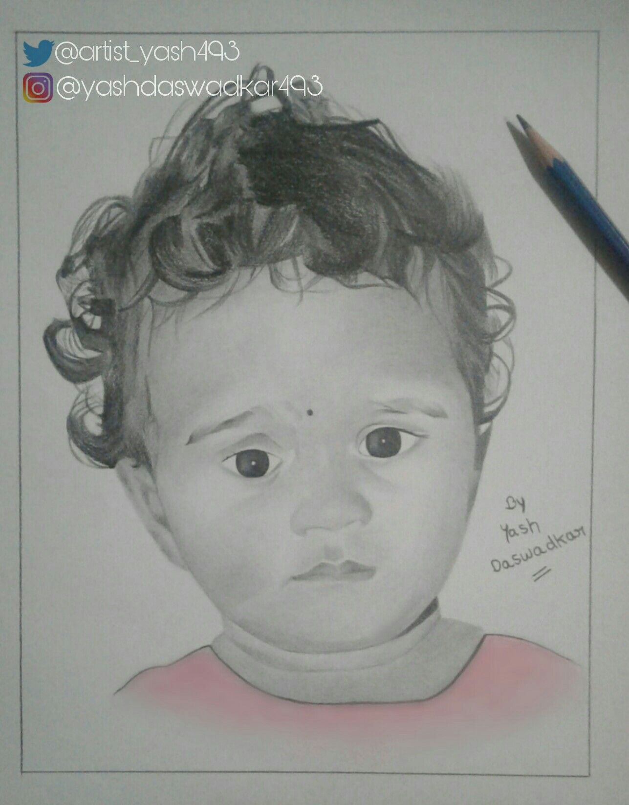 Sketch by yash daswadkar