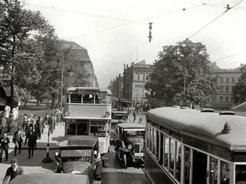 Berlin in 1920s: Paul Godwin's Jazz & Leo Monosson - Wenn der weisse Flieder wieder blüht, 1928 - YouTube