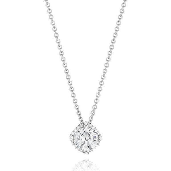 Tacori encore 12 carat diamond pendant center diamond not included designer clothes shoes bags for women ssense diamond necklace pendantsdiamond pendantpendant necklace2 caratdiamond aloadofball Choice Image