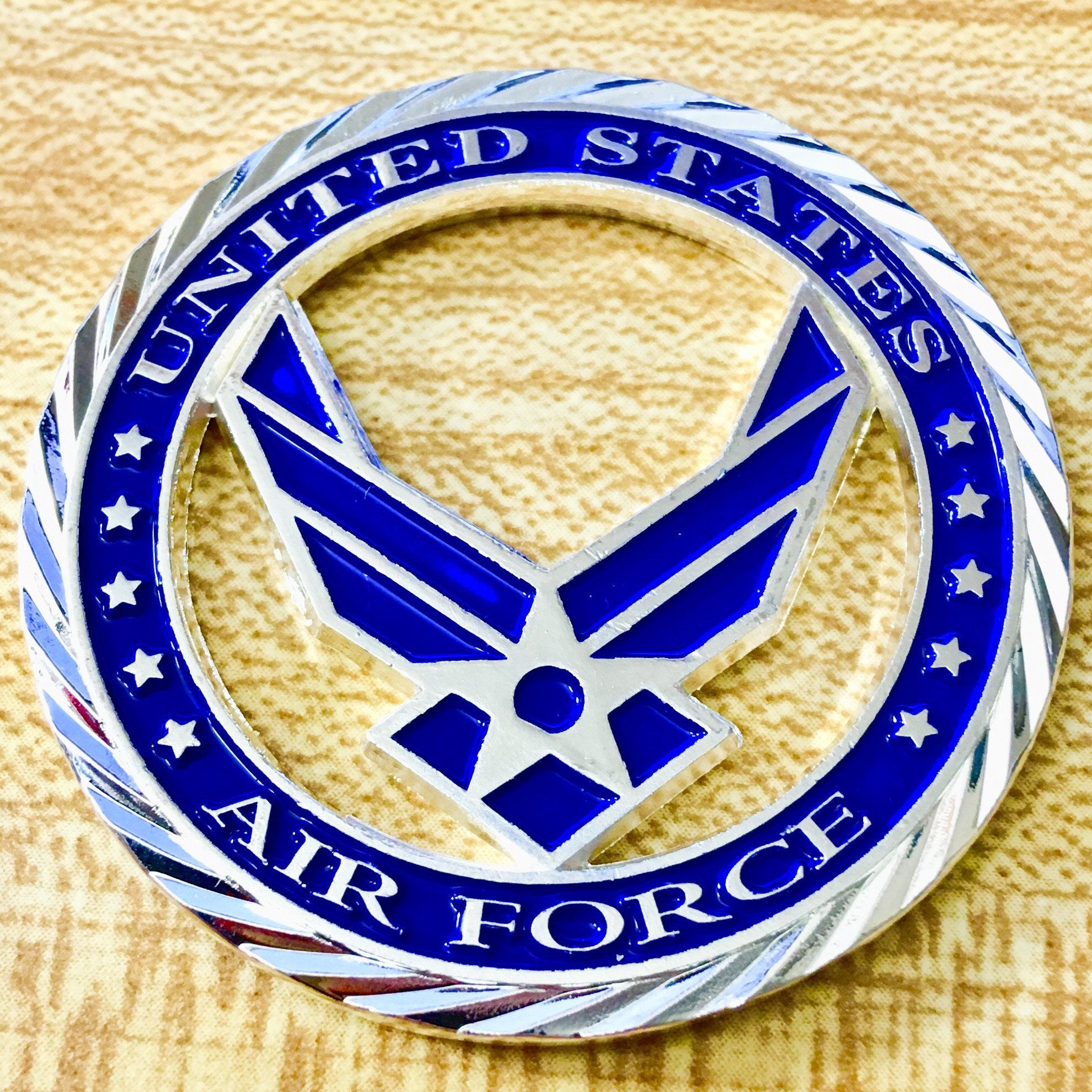 United States Air Force Challenge Coin Challenge coins