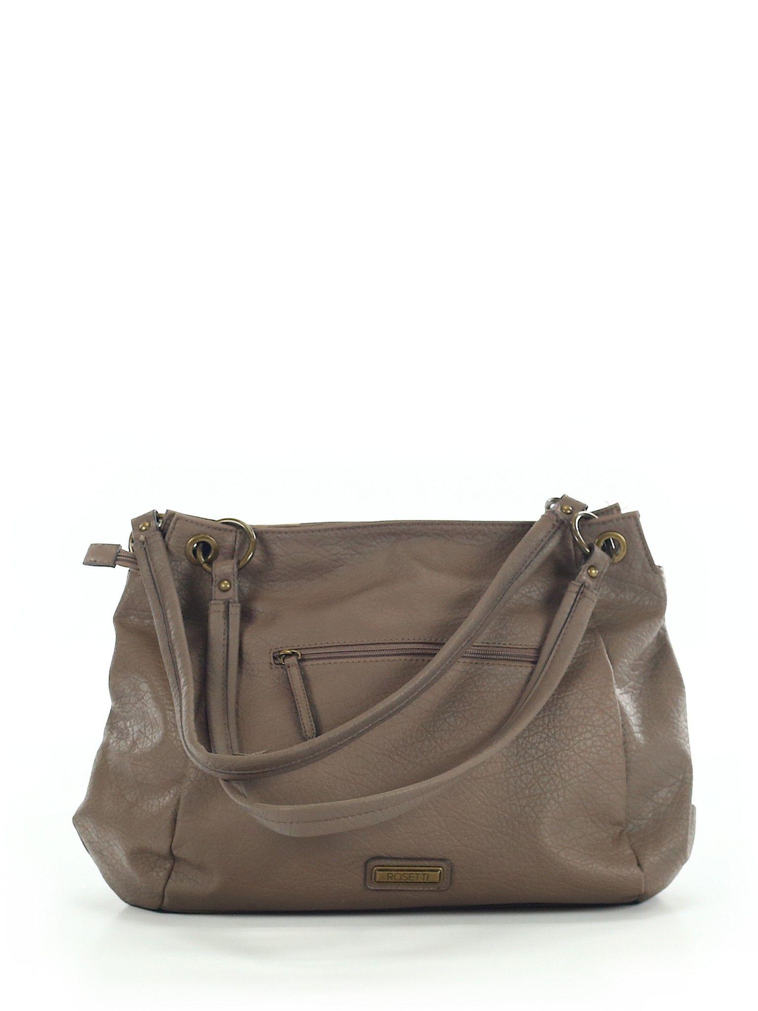 f7cdb1cdb3cb Rosetti Handbags Shoulder Bag  Size NA Brown Women s Bags -  15.99