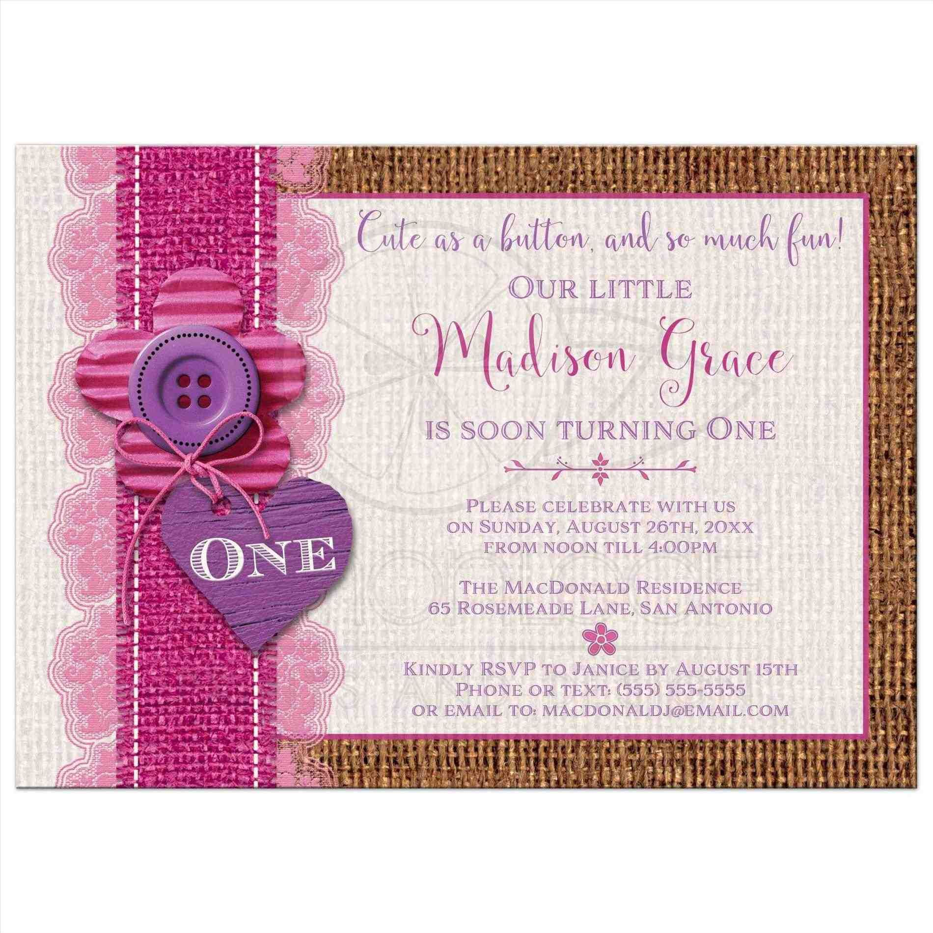 unique birthday invitations and get ideas to create the birthday ...