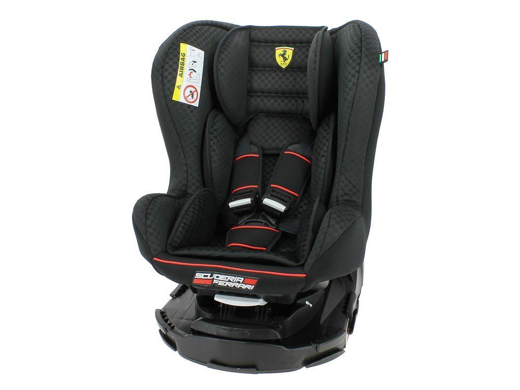 ferrari revo sp group 0 1 car seat in black baby. Black Bedroom Furniture Sets. Home Design Ideas