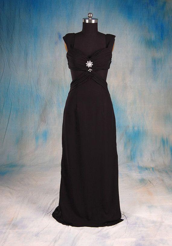 A-line Sweetheart Sleeveless Sweep/Brush Train Chiffon Prom Dresses With Beading Free Shipping$107.00