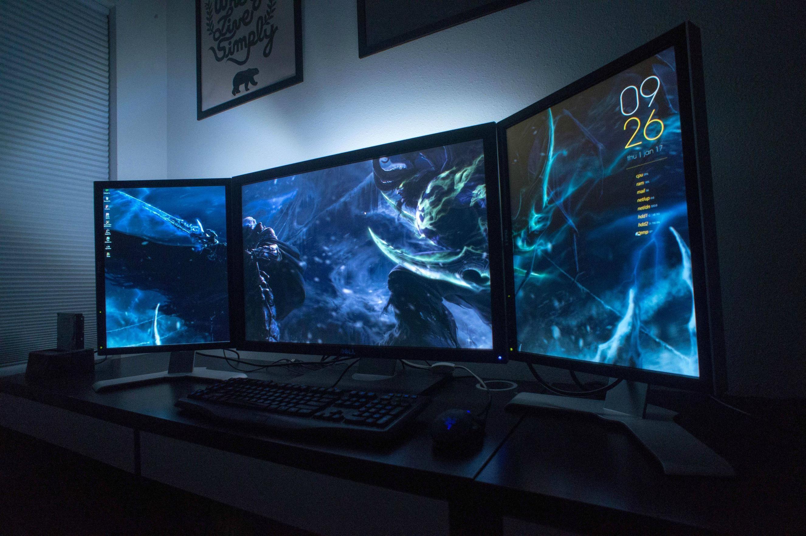 PLP 20-30-20 Dell. Computer Workstation, Gaming Computer, Gaming Pcs