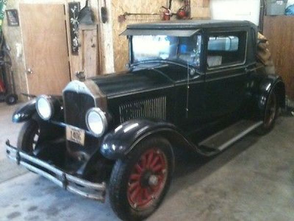 Buick  Other OTHER 1928 BUICK MODEL 26 SOLD ON BILL OF SALE ONLY - bill of sale for land