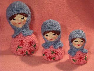 Amigurumi Russian Doll Pattern : Armina s ami nals amigurumi amigurumi amigurumi