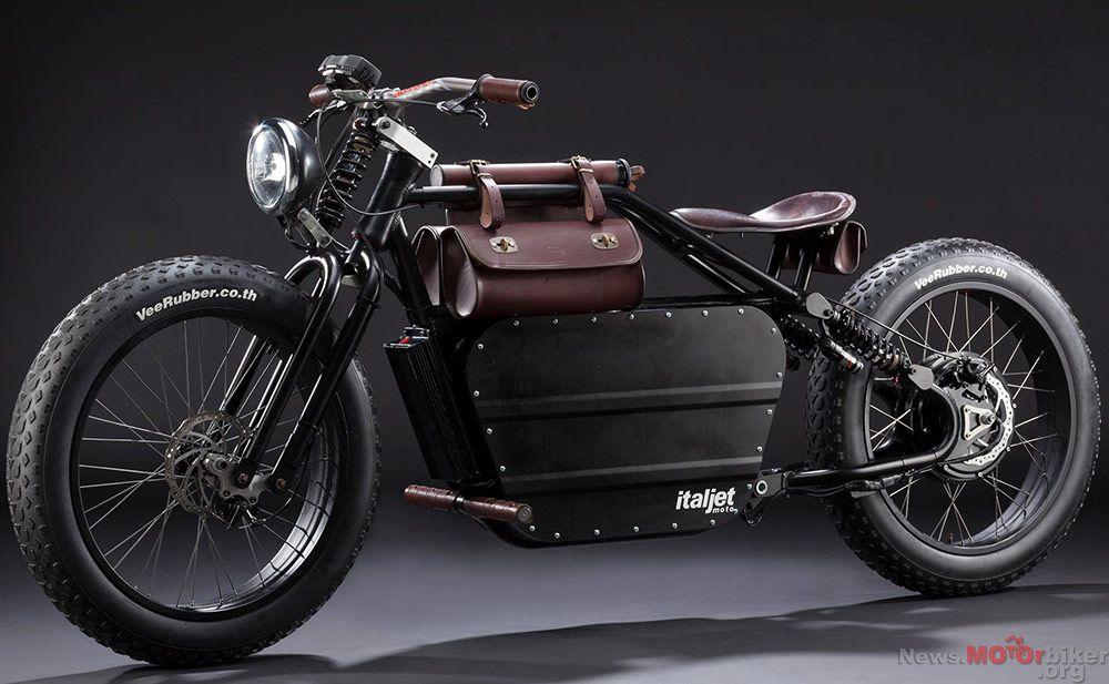 Italjet Convergence Between E Bikes And Electric Motorcycles Electric Motorcycle Electric Motorbike Motorised Bike