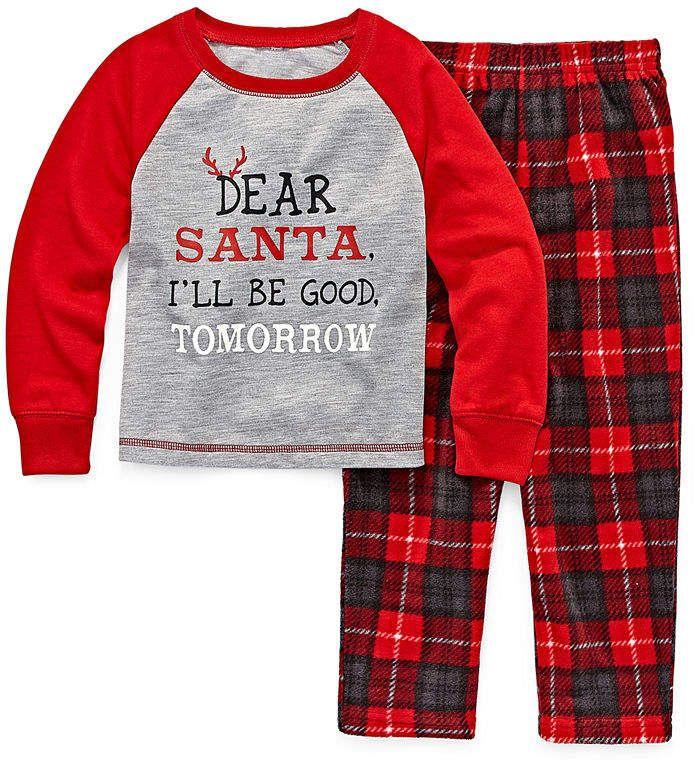 c067956c29 HOLIDAY  FAMJAMS Holiday  Famjams Family Pajamas 2-pc. Pant Pajama Set  Unisex