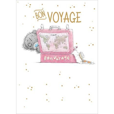 Small Bon Voyage Tatty Teddy Me to You Greeting Card