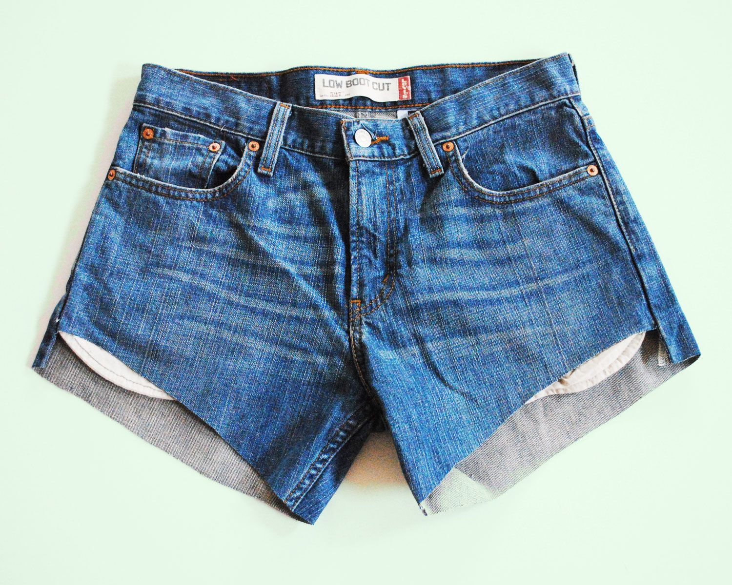 How to cut diy denim cutoffs the right way | DIY Projects ...