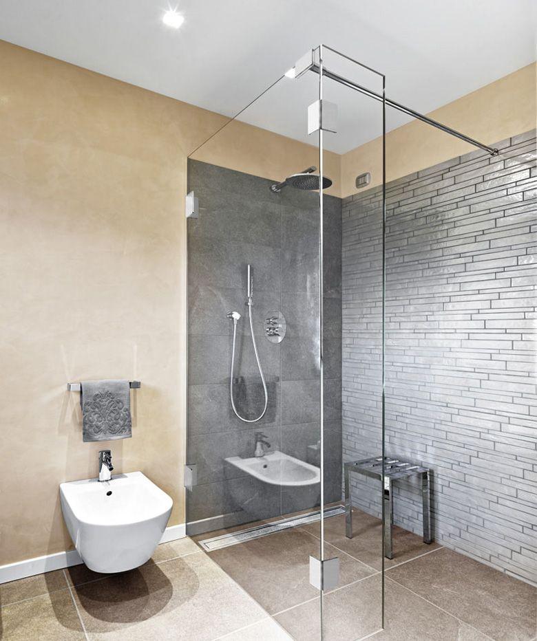 Begehbare  bodengleiche Dusche Der Duschenmacher Bad Pinterest - badezimmer badewanne dusche