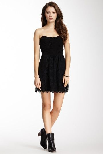 Lace Party Dress on HauteLook
