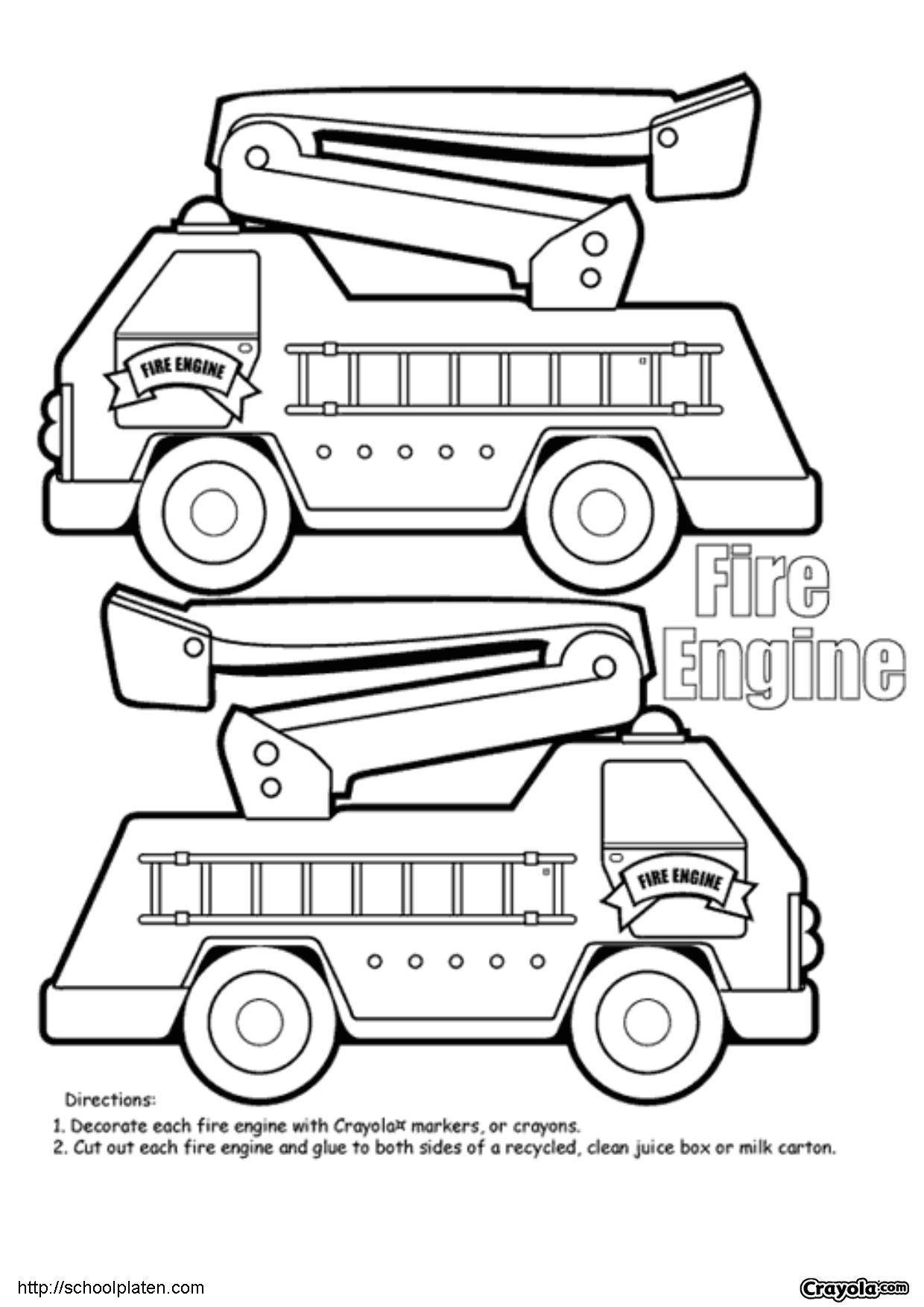 Brandweerauto With Images