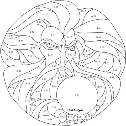 Crystal Ball Wizard Stained Glass Patterns Stained Glass
