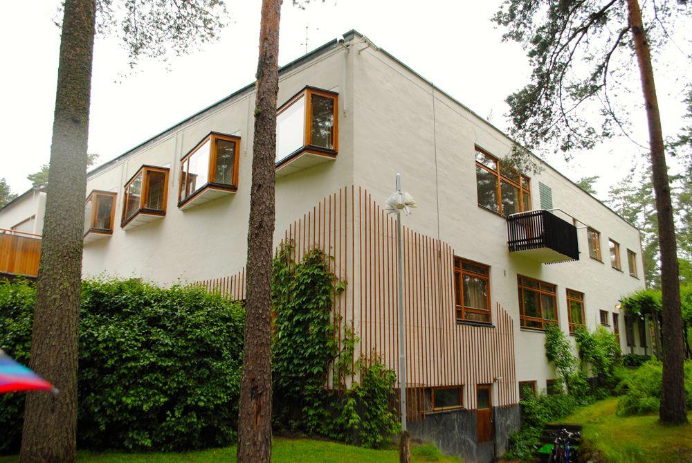 Villa mairea noormarkkui finland alvar aalto suomi - Villa mairea alvar aalto ...