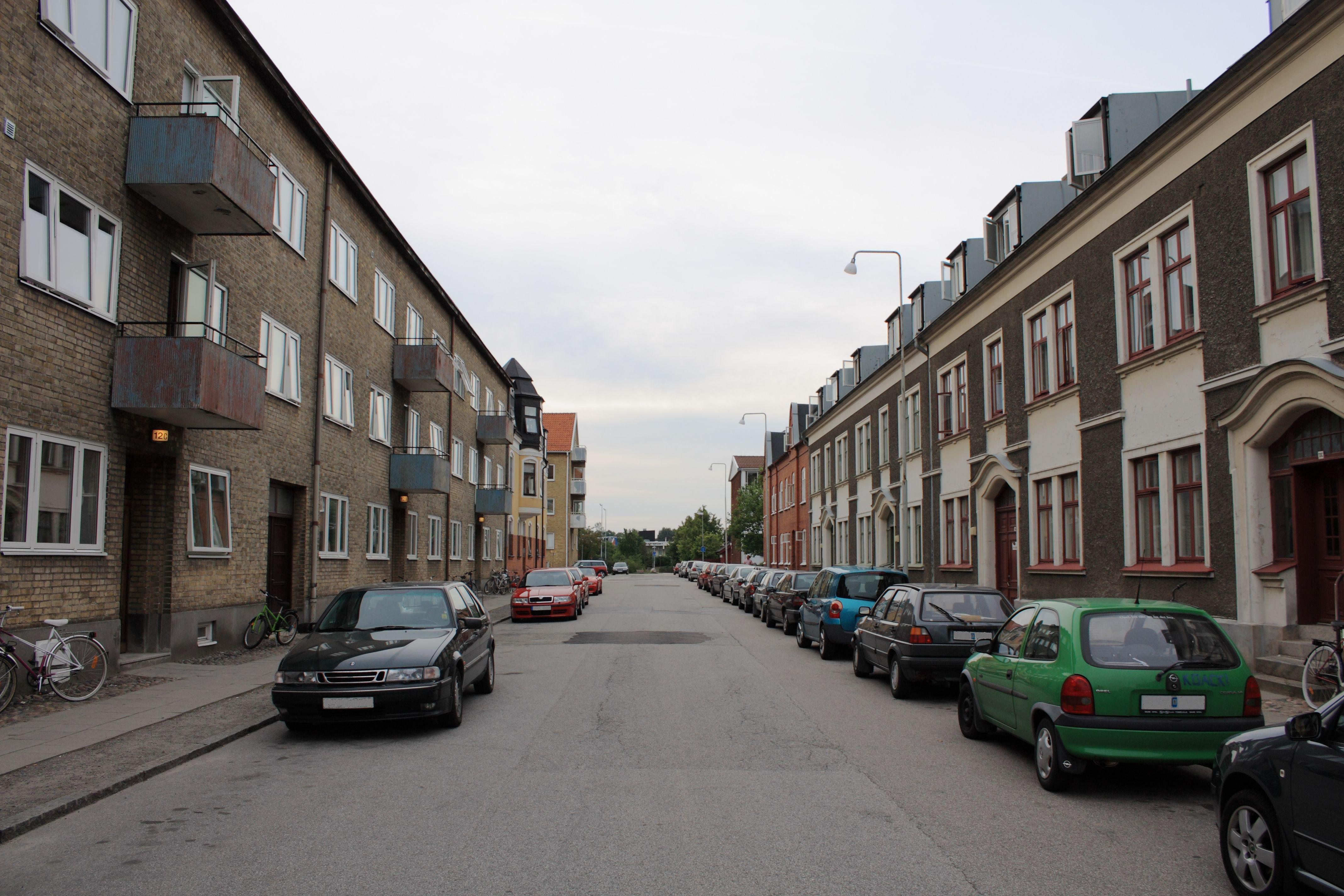 Mariagatan, refugio de Wallander: opera y una nevera casi siempre vacía