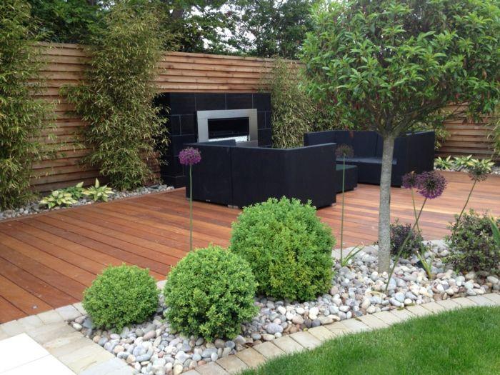 1001 ideen f r terrassenbepflanzung zum inspirieren ein garten zum tr umen pinterest. Black Bedroom Furniture Sets. Home Design Ideas