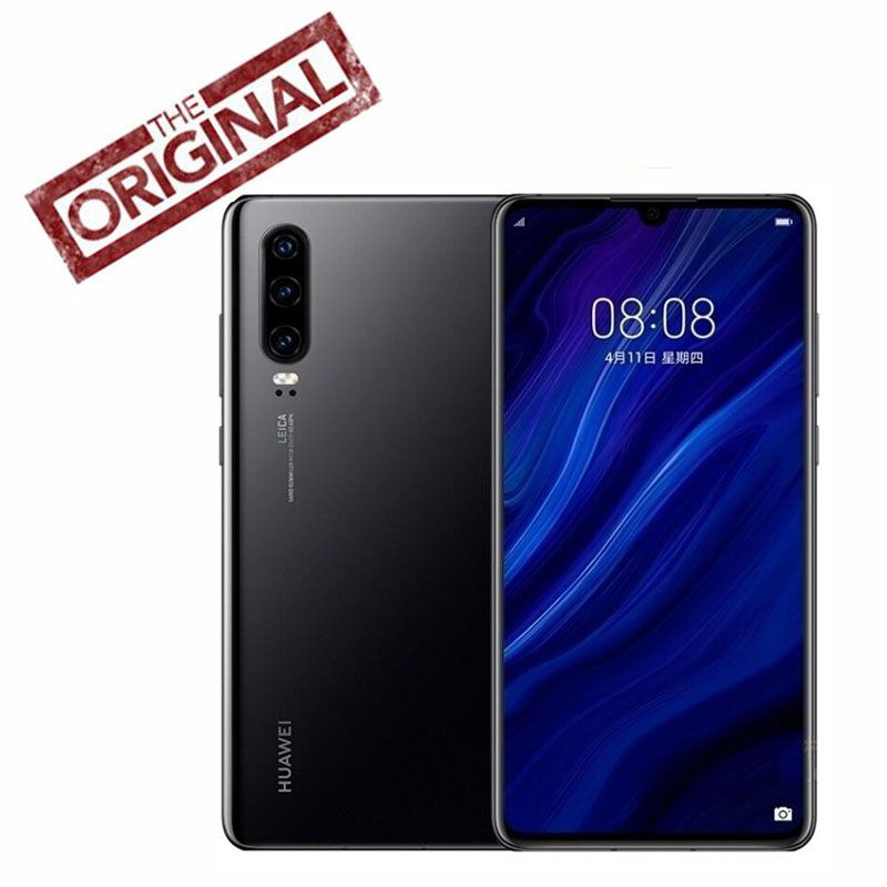 Global Version Huawei P30 Pro Cell Phone 8G 128G VOG-L29 6 47'' Full