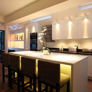 Kitchen Down Lighting Design Modern