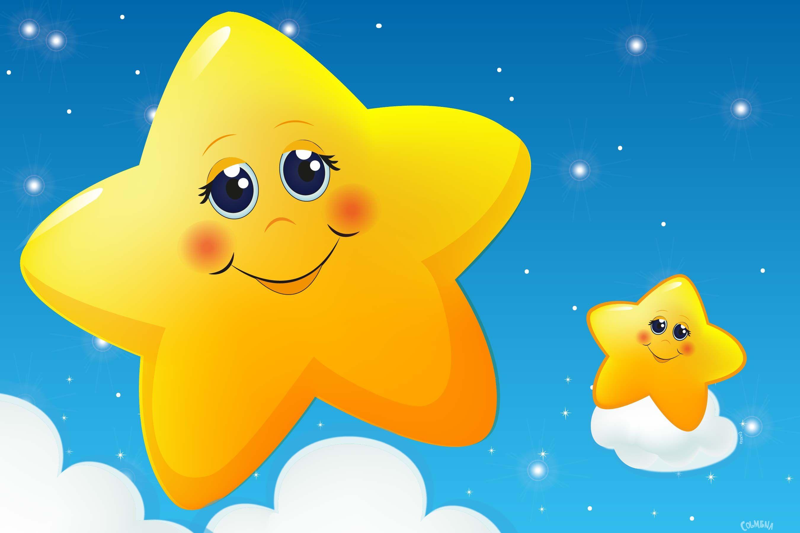 Estrellas murales diferentes motivos
