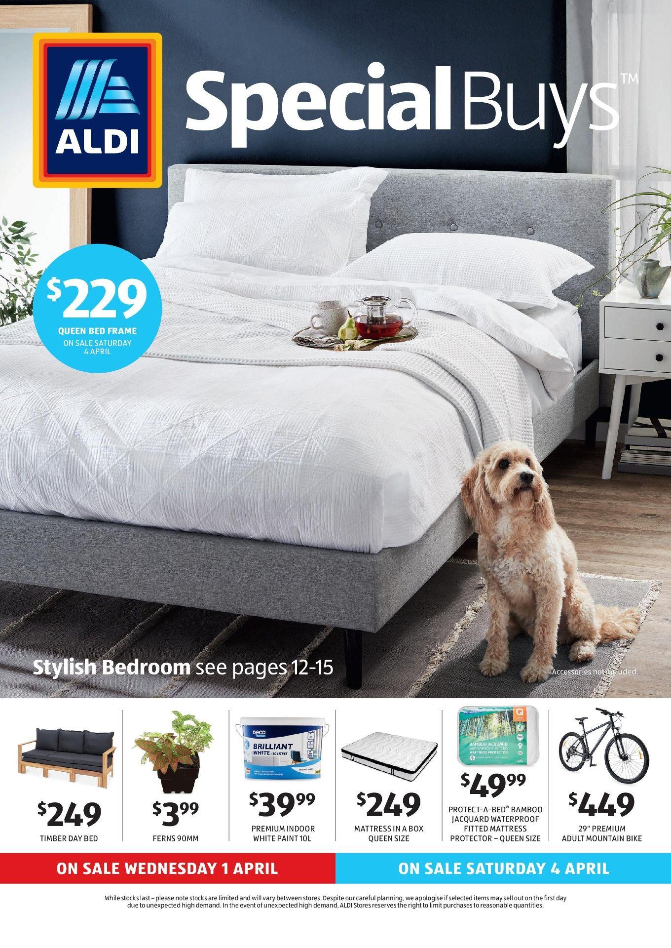 Aldi Catalogue Specials Week 14 1 7 April 2020 In 2020 Aldi Catalog Aldi Specials