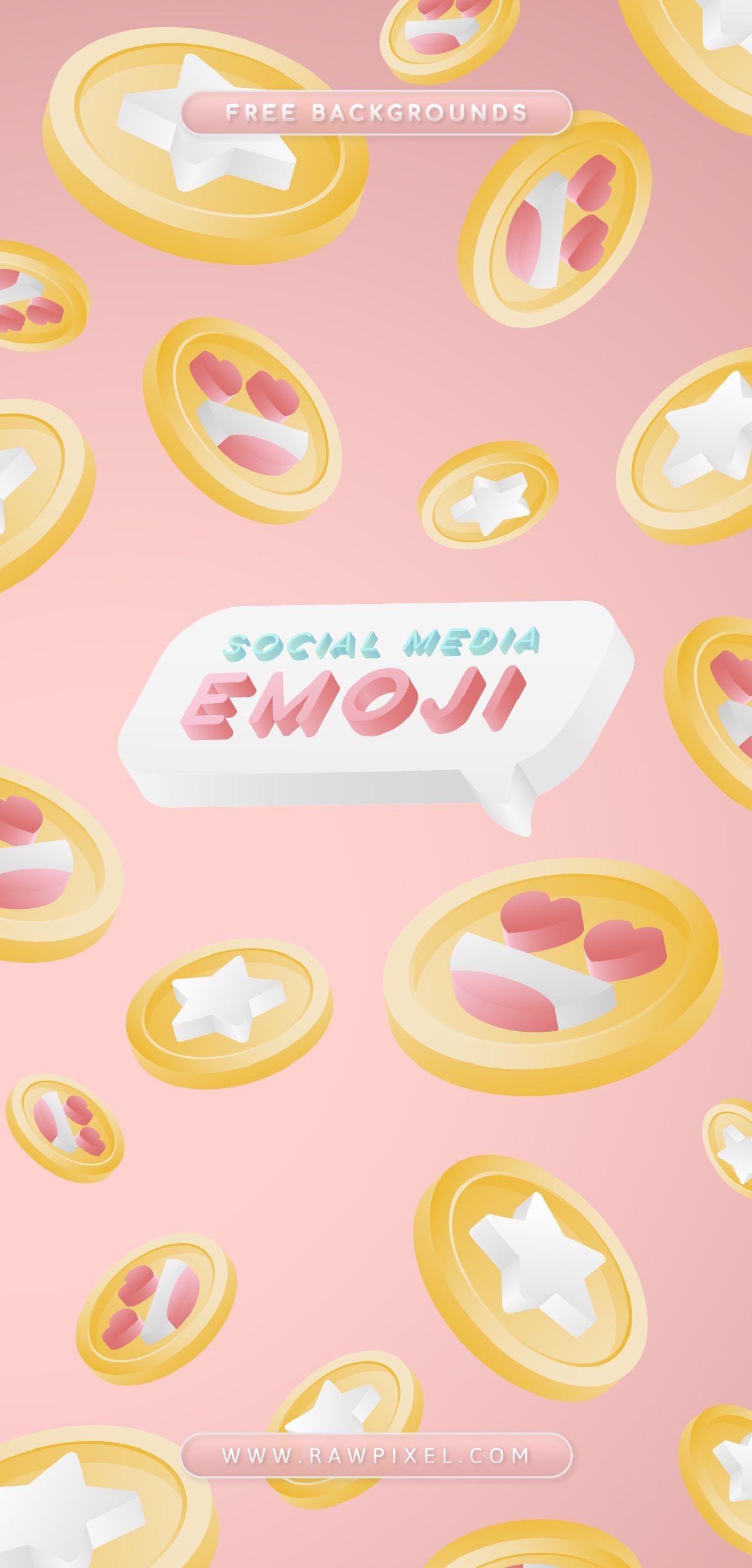 Download HD royaltyfree social media emoji vector set, as
