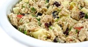 Whole Foods Amazing Tuna Salad Made Skinny