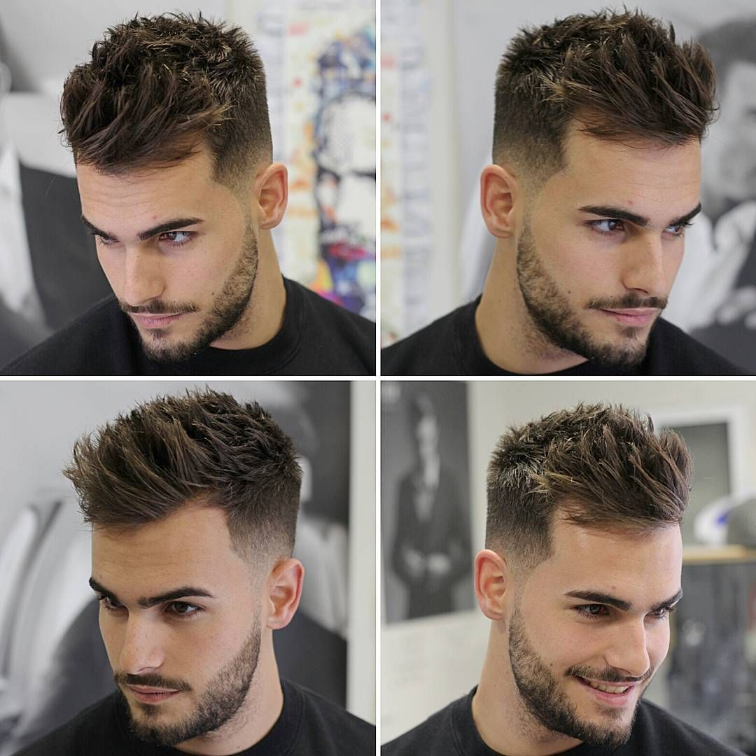 Best medium hairstyles for men with images mens