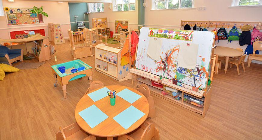 Milford PreSchool & Day Nursery near Stafford has a