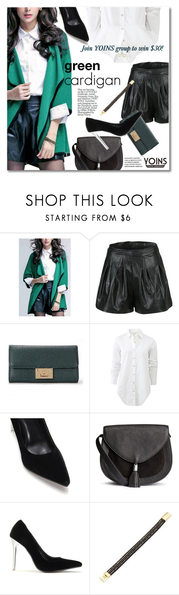 """Yours inspiration YOINS"" by svijetlana ❤ liked on Polyvore featuring rag & bone and yoins"