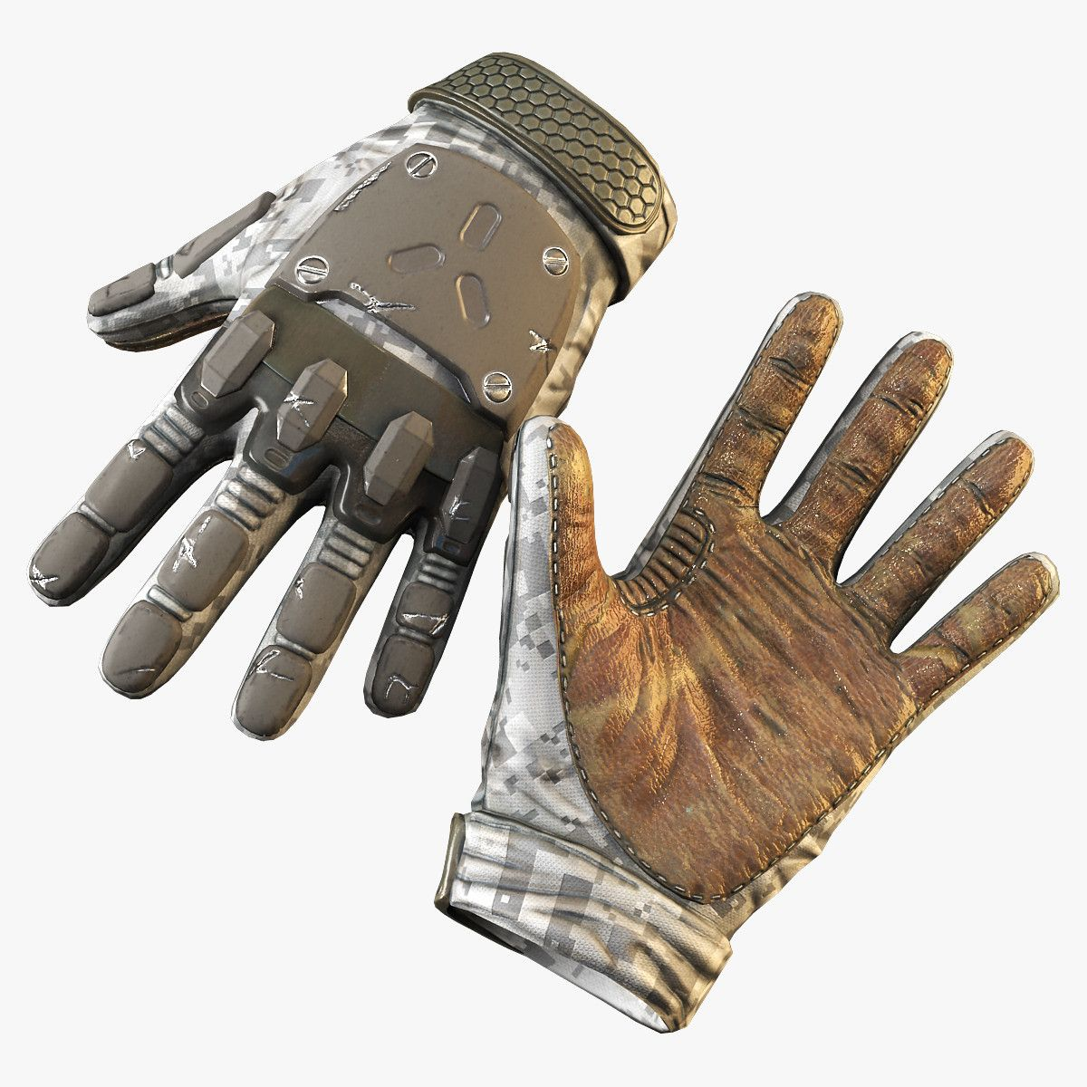 space suit glove hardware - photo #32