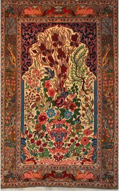 Esfahan 205 2917 Shabahang Sons Rugs Rugs On Carpet Persian Carpet