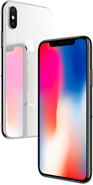 Introducing Iphone Ten Available In Space Gray And Silver It Features The Super Retina Display Face Id And Wireless Charg Apple Iphone Apple Produkte Iphone