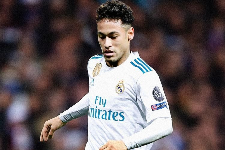 Here S How Neymar S First Season At Real Madrid Will Pan Out Real Madrid Round Up Neymar Vinicius Lo Real Madrid Shirt Real Madrid Coach Real Madrid Football