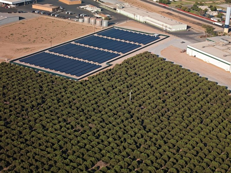 A 1 134 Megawatt Mw Solar System At Castle Rock Vineyards Located In The Heart Of California S Central Valley Designed A Roof Solar Panel Castle Rock Solar