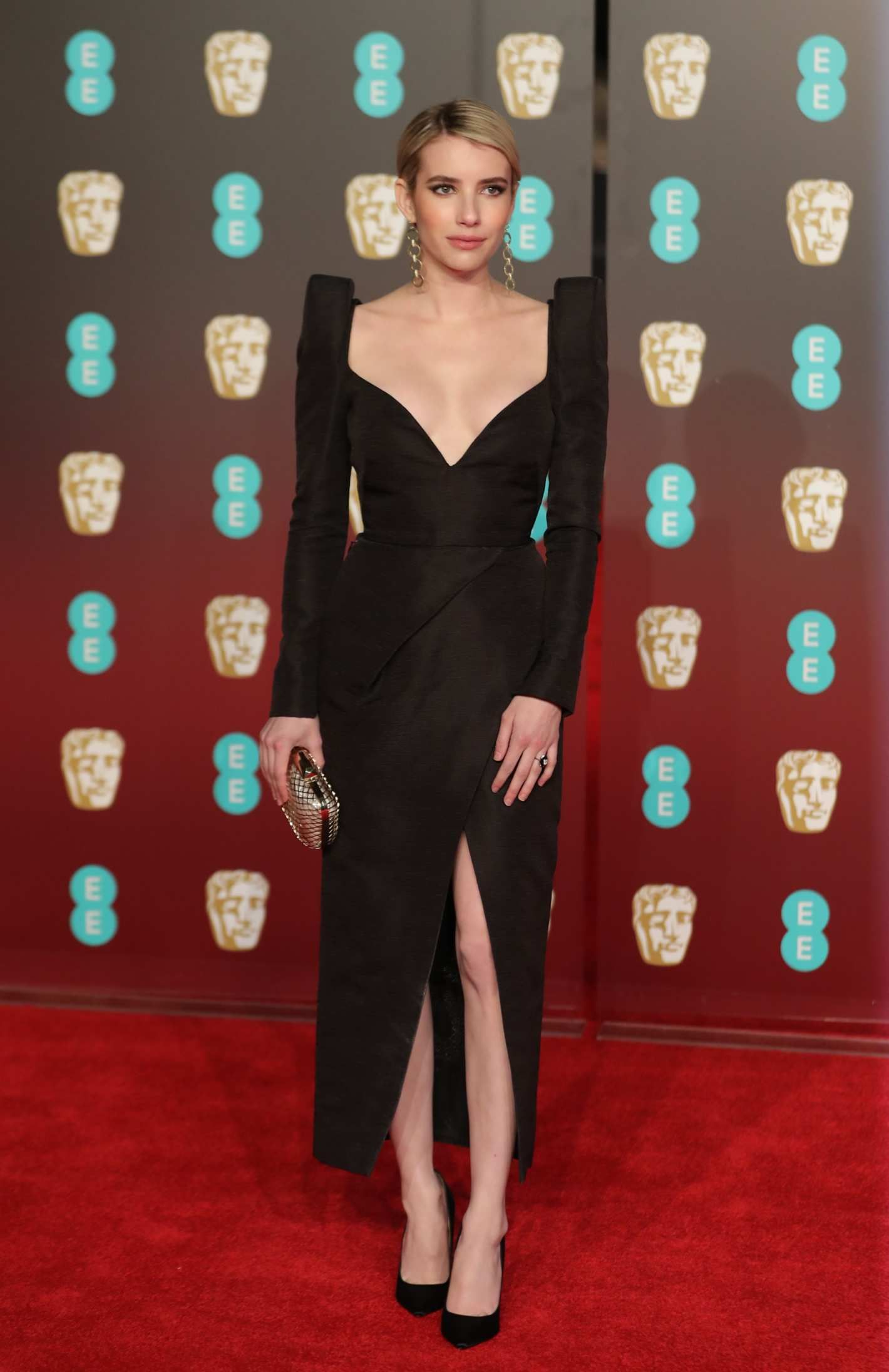 The 10 Best Looks From The Baftas Celebrity Style Red Carpet Dazzling Dress Fashion