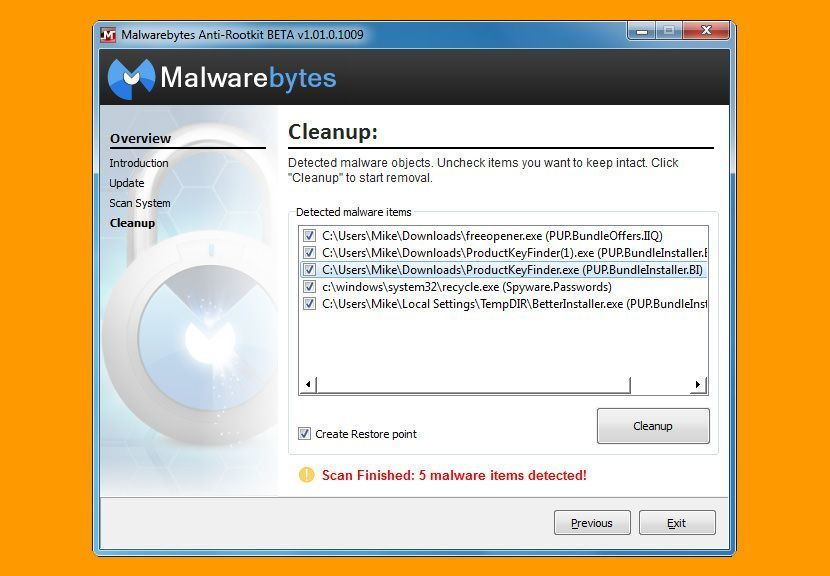 how to be undectable with spyware