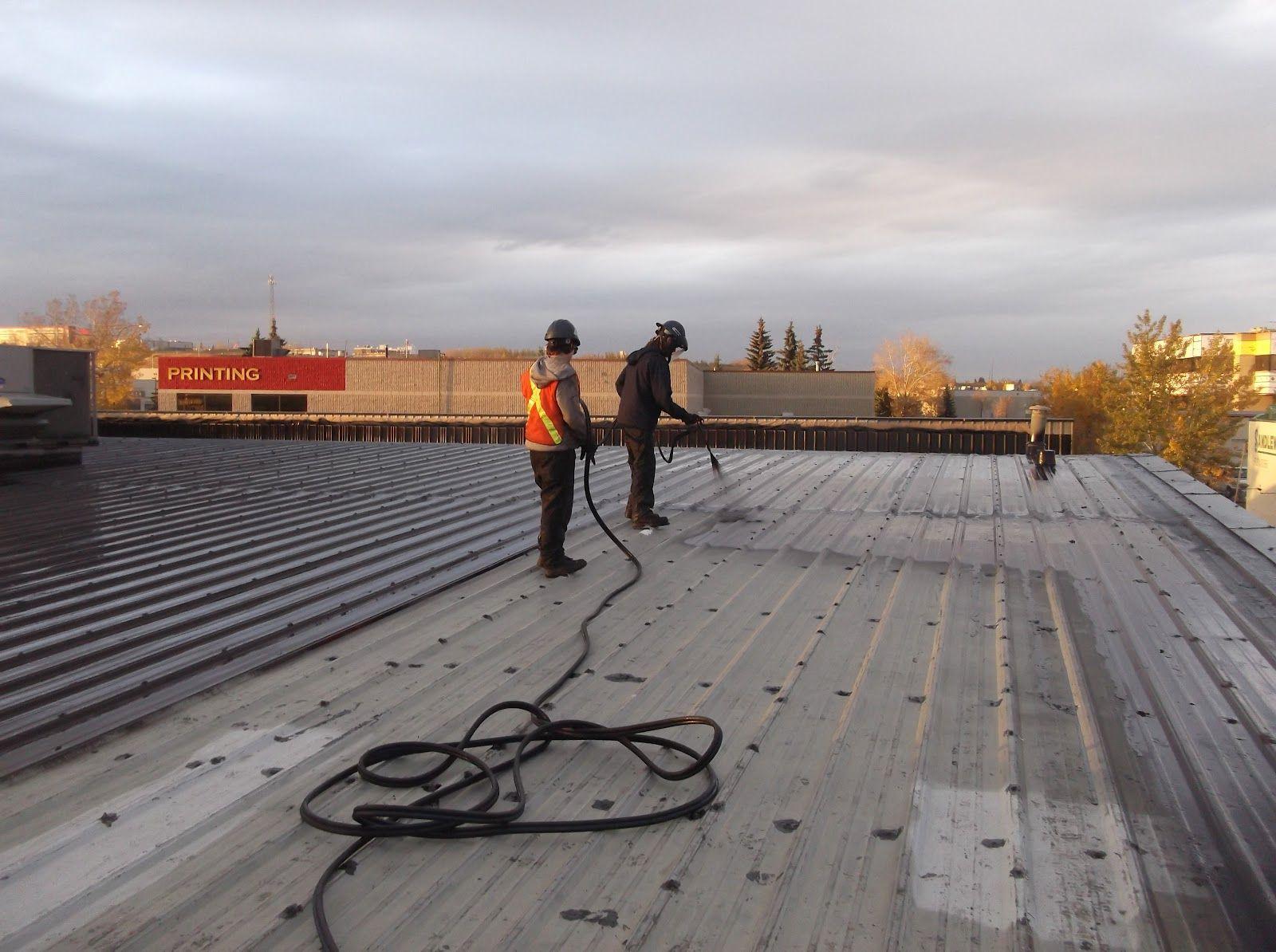 Metal Roof Coating Maintenance Repair Inspection Metal Roof Metal Roof Repair Roof Repair
