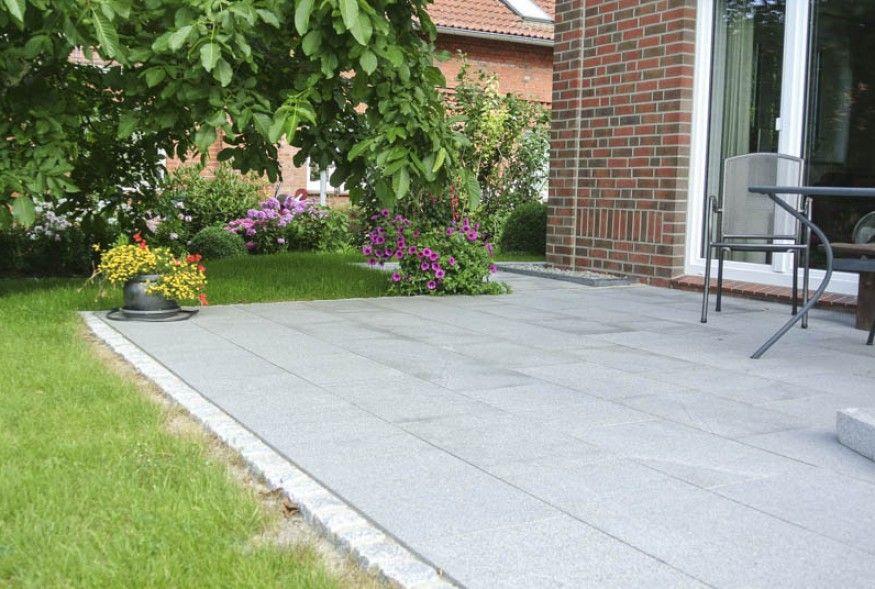 Granitplatten Terrasse Einfach Naturstein Terrasse Auf Terrasse Holz