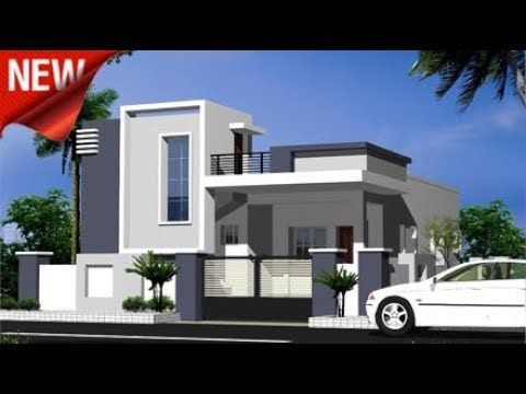 30 Latest Single Floor Elevation Designs | Home Plans ...