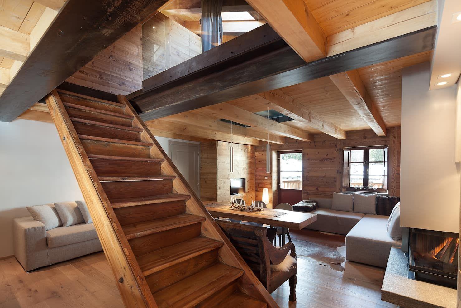 Best Scandinavian Style Corridor Hallway Stairs By 640 x 480