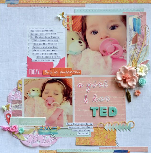Layout by Raquel Bowman