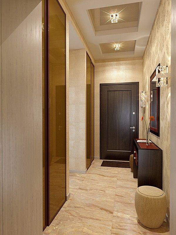 дизайн узкой прихожей в квартире - Поиск в Google   дизайн ...