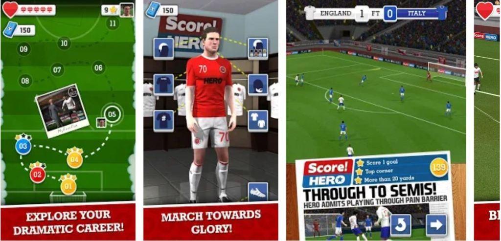 Score Hero Mod Apk Download (Unlimited Money/Energy) v2.11