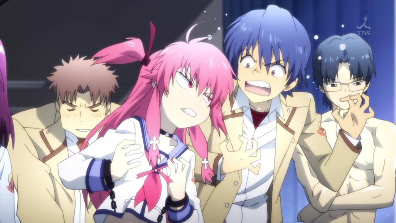 Angel Beats! episode 6 Angel beats, Anime, Angel