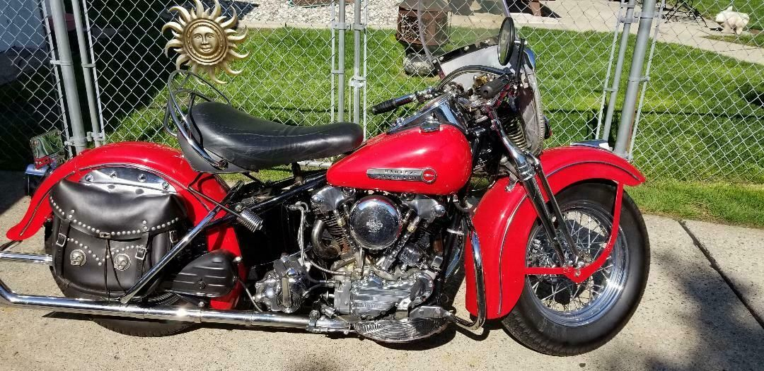 1947 Harley Davidson Other 1947 Harley Davidson Knucklehead